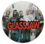 Glassjaw - 'Group in Street' Button Badge